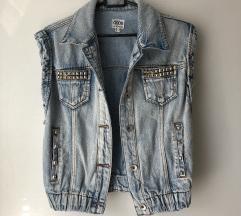 Asos jeans brezrokavnik