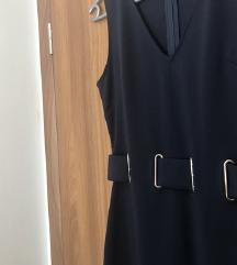 NOVA temno modra obleka