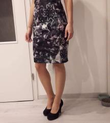 Elegantna obleka oprijeta - S/M