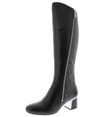 DKNY novi orig.  škornji 39 z logom zadnji delu