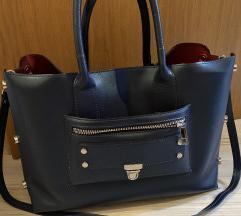 Usnjena torbica Renini