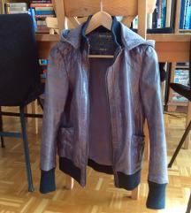 Review usnjena jakna