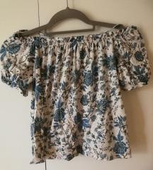 Off-shoulder majica