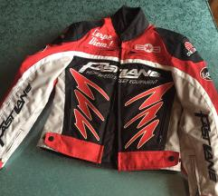 Motoristične hlače in jakna