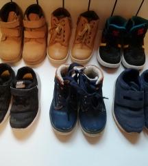 Otroški čevlji superge št 25