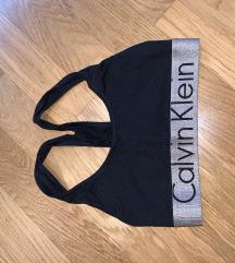 Calvin Klein moderček ZNIZANO!!!