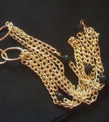 Nova Kleo ogrlica z etiketo ❤️