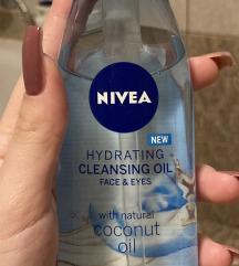 Čistilno olje Nivea za normalno kožo