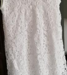 Nova bela obleka