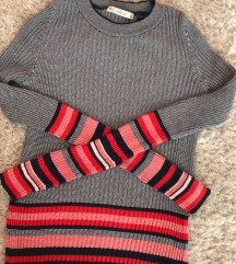 Zara pisan pulover