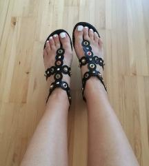 Ženski nizki poletni sandali