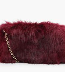 torbica iz umetnega krzna