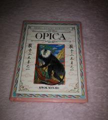 Nova knjiga kitajski horoskop opica
