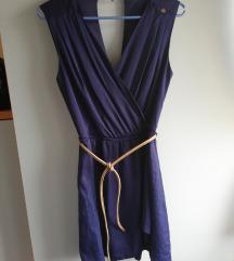 Modra obleka Salsa