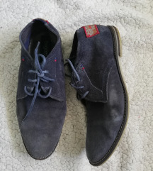 Bugotti modri čevlji
