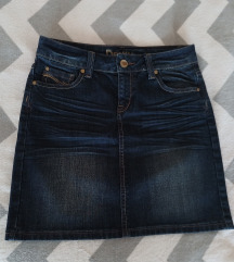 Jeans krilo, št. S