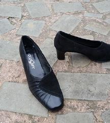PEKO Soft št. 37 1/2 pravo usnje čevlji