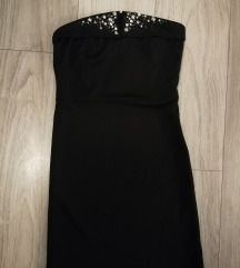 Mini dlack dress