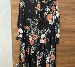 Zara obleka L / XL