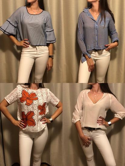 MaxMara, Zara, Topshop... RAZPRODAJA oblek
