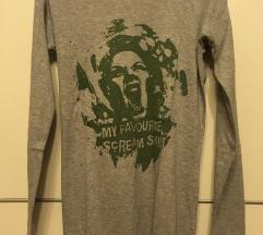 Siva majica M
