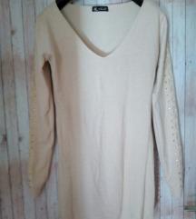 Koucla pulover tunika obleka