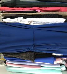 Modra obleka m