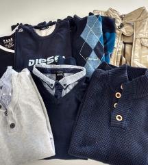 Komplet moških oblačil L po simbolični ceni