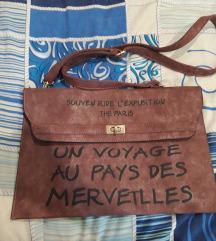 Vecja pisemska torbica