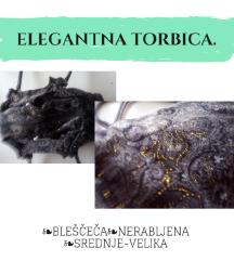TORBICA ■bleščice ■kakovostna ■nerabljena