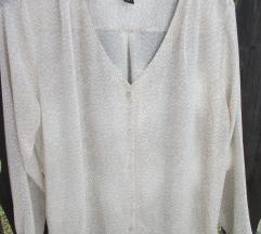 NOVA H&M bež bluza