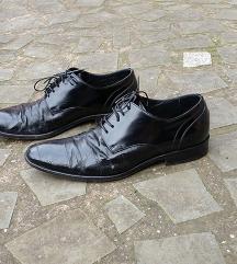 BOSS št. 41 usnjeni čevlji , original