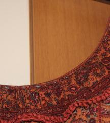 Oblekica z odprtim hrbtom