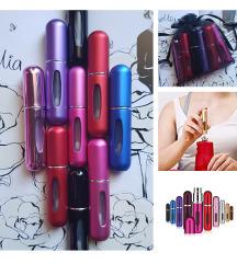Flaškice za dekantiranje parfumov (9x5ml)