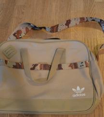 Adidas torba rjava