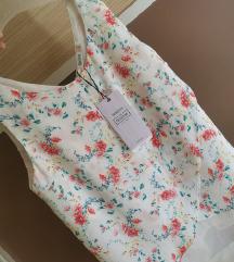 Bershka NOVA rožnata bluza