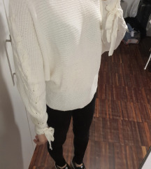 Orsay bel pulover, nov!