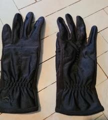 3 pari zimskih rokavic: črne, bele, modre