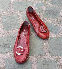 ROBERTO SANTI št. 36 pravo usnje čevlji