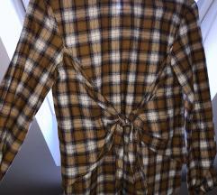 Karirasta bluza