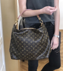 Louis Vuitton Sully PM tote bag