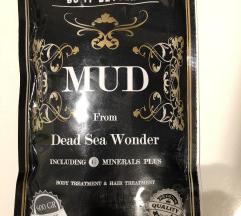 Glina z mineralimi mrtvega morja- za telo