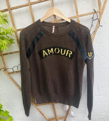 Amour pulover