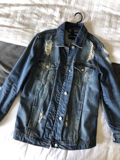 Ženska jeans jakna