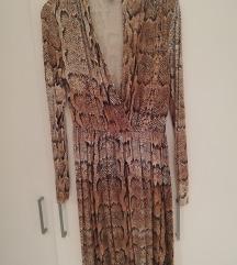 H&M bombažna obleka vel. S