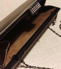 ženska torbica bakrena