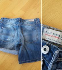 kratke jeans hlače, poštnina v ceni