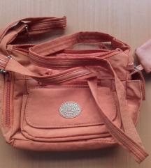 Oranžna torbica