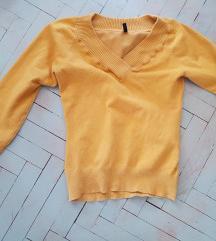 Fishbone pulover M