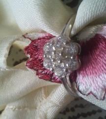 Srebrni prstan 925